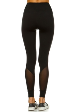 Mono B Mesh Bottom Leggings - Alternate List Image