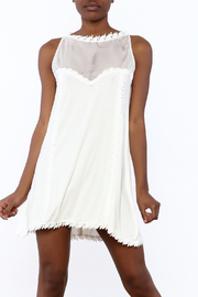 POL Mesh & Crochet Dress - Product Mini Image