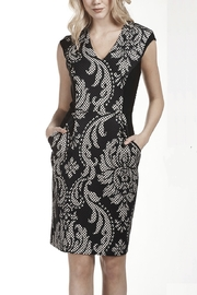Frank Lyman MESH FILIGREE DRESS BY FRANK LYMAN 183652 - Product Mini Image
