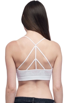 Seams Lovely Mesh Front Bralette - Product List Image