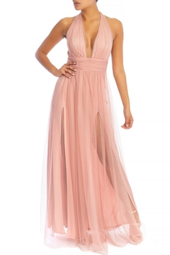 luxxel Mesh Halter Maxi - Product List Image