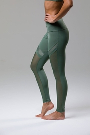 Onzie Mesh Legging - Front full body