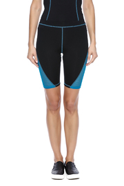 Mink Pink Move  Mesh Me Bike Short - Side cropped