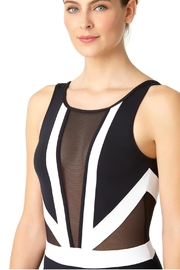 Anne Cole Mesh One Piece - Side cropped