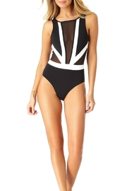 Anne Cole Mesh One Piece - Product Mini Image