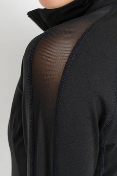 Mono B Mesh Panel Sleeve Hybrid - Alternate List Image