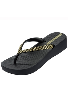 Ipanema Mesh Platform Sandal - Alternate List Image