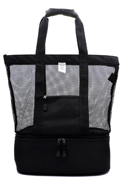 Shoptiques Product: Mesh Topped Beach Cooler