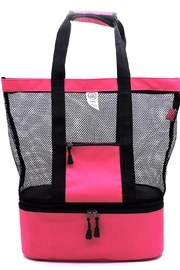 Lyn -Maree's Mesh Topped Beach Cooler - Product Mini Image