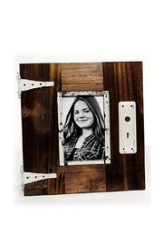 MeshedDesigns Barn Door Frame - Product Mini Image