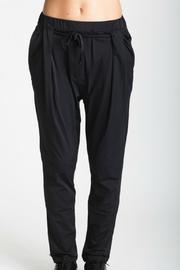 Meshica Sport Black Jogger Pants - Product Mini Image