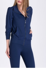 Meshica Sport Long Sleeve Jacket - Front cropped