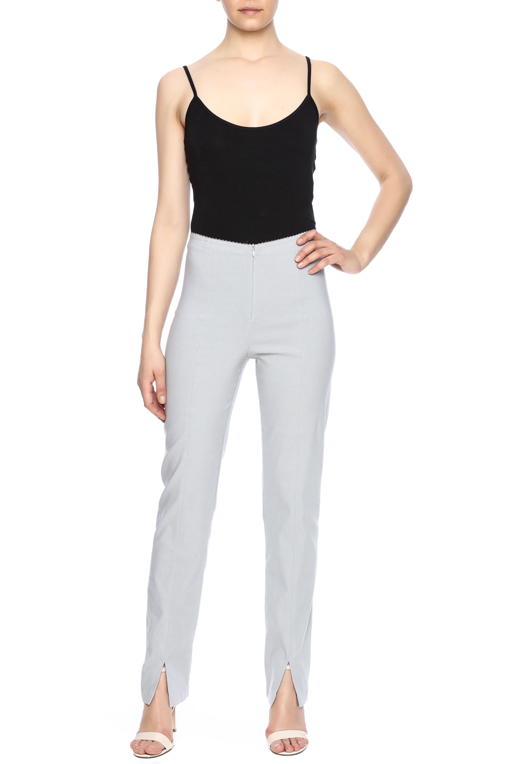 Mesmerise Tapered Leg Pant - Front Full Image