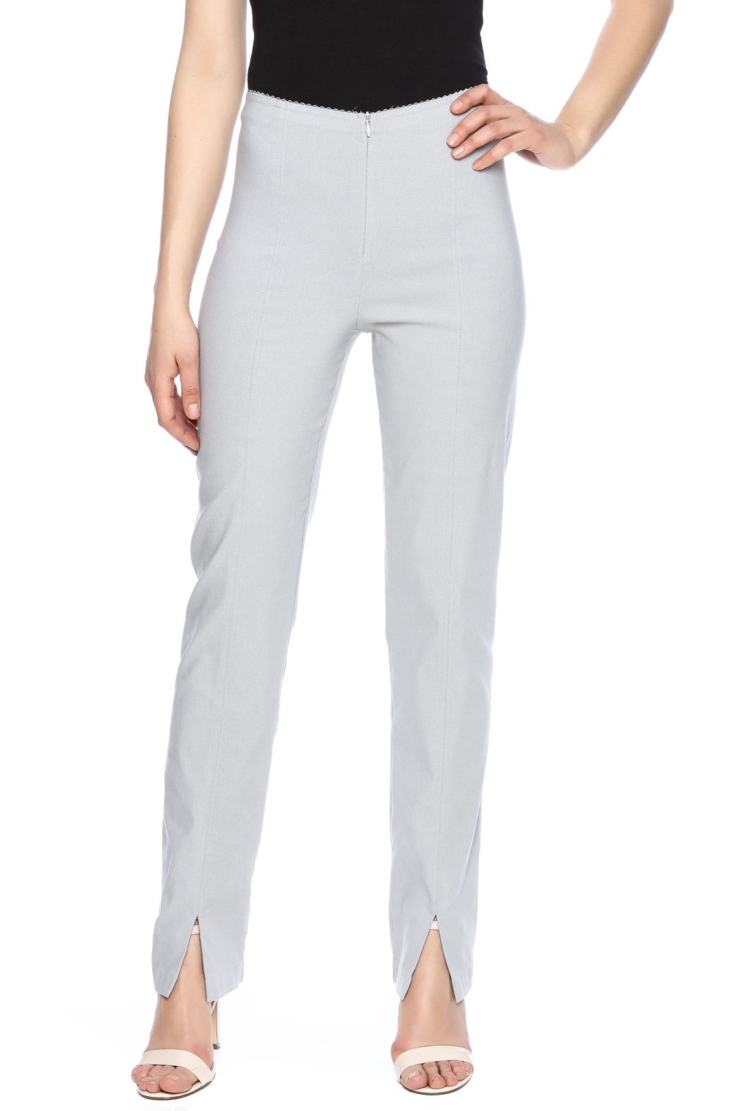 Mesmerise Tapered Leg Pant - Front Cropped Image