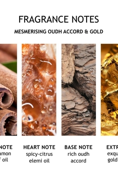 Molton Brown Mesmerising Oudh Accord & Gold Hand Wash - Alternate List Image