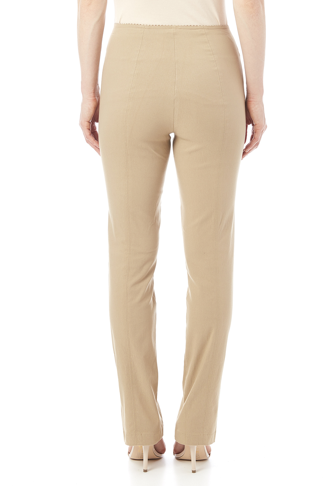 Mesmerize Tapered Leg Pant - Back Cropped Image