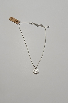 Fine N Funky Message Pendant Necklace - Alternate List Image