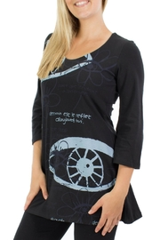 Message Factory Clemence Tunic - Product Mini Image