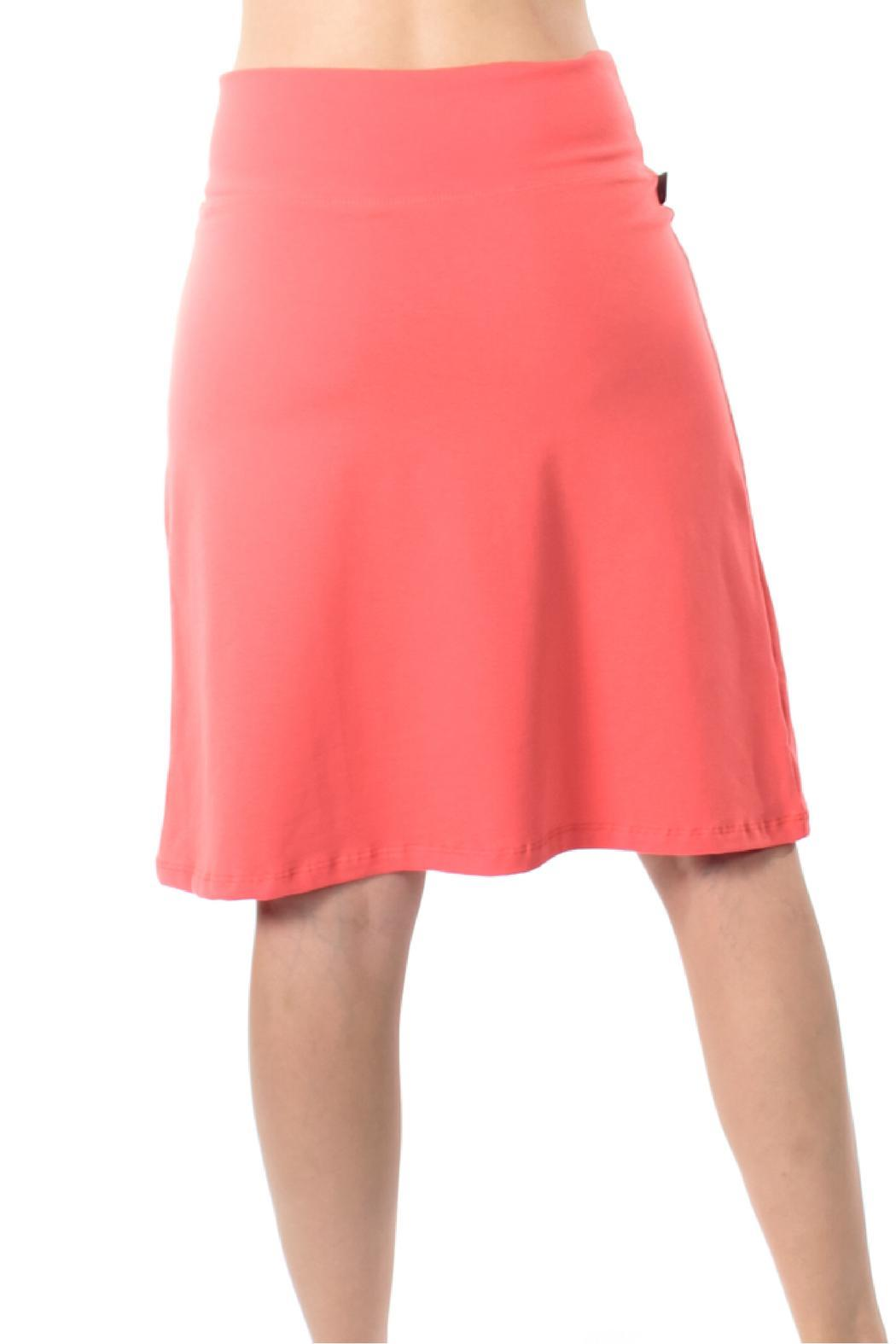 Message Factory Immortelle Skirt - Side Cropped Image