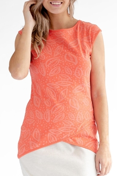 Message Factory Mandarin Tunic - Product List Image