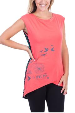 Message Factory Sunflower Tunic - Product List Image
