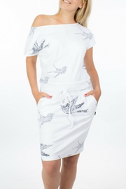 Message Factory Sweet Pea Dress - Front full body