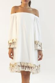 Mestiza White Tassel Dress - Product Mini Image