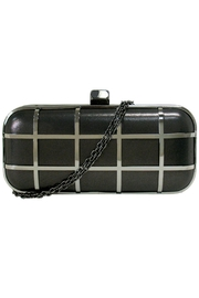 JNB Metal Cover Clutch - Product Mini Image