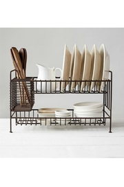 Creative Co-Op Metal Dish Rack - Product Mini Image