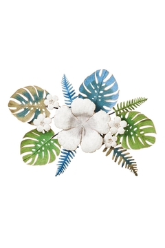 Evergreen Enterprises Metal Floral Wall-Decor - Alternate List Image