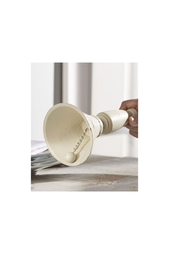Giftcraft Inc.  Metal Hand Bell - Alternate List Image