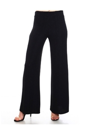 TCEC Metal-Knit Wife-Legged Pant - Product Mini Image