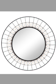 Sagebrook Home METAL MIRROR - Front cropped