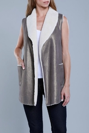 Dolce Cabo Metal Vest - Product Mini Image