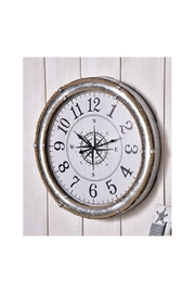 Midwest CBK Metal Wall Clock - Product Mini Image