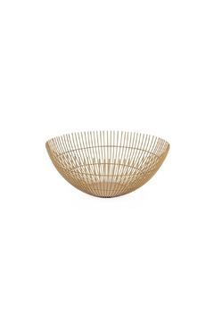 Torre & Tagus Metal Wire Bowl - Product List Image
