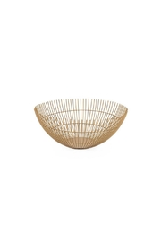 Torre & Tagus Metal Wire Bowl - Product Mini Image