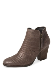 Paul Green Metallic Brown Bootie - Product Mini Image