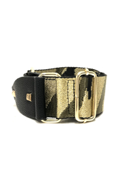 be clear handbags Metallic Camo Strap - Product Mini Image