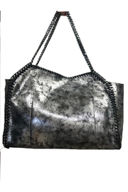 INZI Bags Metallic Chain Tote - Product Mini Image