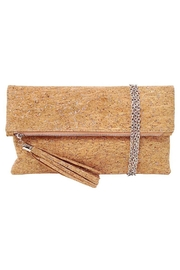 Wild Lilies Jewelry  Metallic Cork Clutch - Product Mini Image