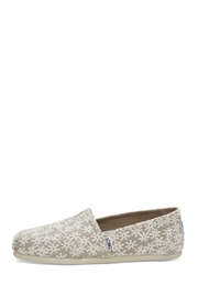 TOMS Metallic Daisy Slip-On - Product Mini Image