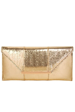 Wild Lilies Jewelry  Metallic Envelope Clutch - Product List Image