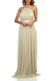Ricarica Metallic Ethereal Gown - Product Mini Image