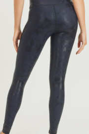 Mono B Metallic Foil Print Leggings - Front full body