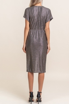 Lush Metallic Fun Dress - Alternate List Image