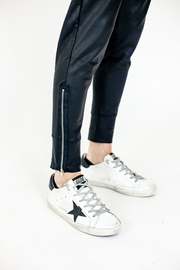 Six Fifty Metallic Jogger Pant - Product Mini Image