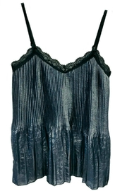 ANTONELLO SERIO Metallic Lace Camisole - Product Mini Image