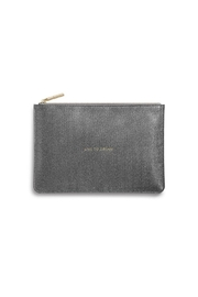 Katie Loxton Metallic Perfect Pouch - Product Mini Image