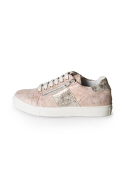 Lady Doc Metallic-Pink Sneakers - Product Mini Image